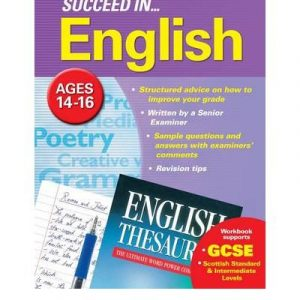 [Succeed in English 14-16 Years (GCSE)] [by: English Language]
