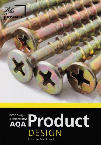 The Essentials of GCSE Design & Technology: Product Design (Lonsdale Revision Guides) by Russell, Brian (January 1, 2007) Paperback