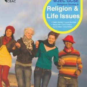 [( WJEC GCSE Religious Studies B Unit 1: Religion & Life Issues Student Book with ActiveBook CD )] [by: Chris Owens] [Apr-2009]