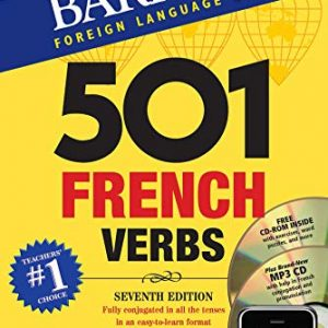 501 French Verbs (501 Series) (Barron's 501 Verbs)