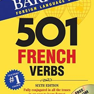 501 French Verbs (501 Verbs) (6th Edition)