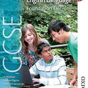 [AQA GCSE English and English Language Foundation Tier: Student Book] (By: Malcolm Seccombe) [published: November, 2014]