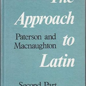 Approach to Latin: Pt. 2