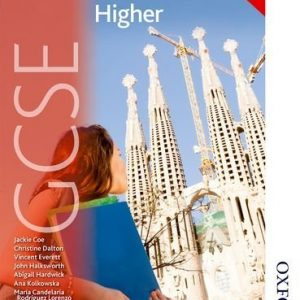 By Various AQA GCSE Spanish Second Edition Higher (2nd Revised edition) [Paperback]
