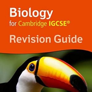 Cambridge Biology IGCSE® Revision Guide (Cambridge Igcse Revision Guides)