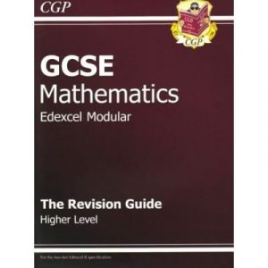 (GCSE MATHS EDEXCEL MODULAR REVISION GUIDE - HIGHER) BY PARSONS, RICHARD[ AUTHOR ]Paperback 10-2007