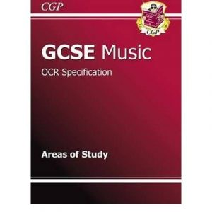 [ GCSE MUSIC OCR AREAS OF STUDY REVISION GUIDE ] By Parsons, Richard ( AUTHOR ) Jan-2010[ Paperback ]