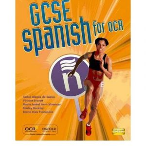 [ GCSE Spanish for OCR Students' Book ] [ GCSE SPANISH FOR OCR STUDENTS' BOOK ] BY Sudea, Isabel Alonso De ( AUTHOR ) May-28-2009 Paperback
