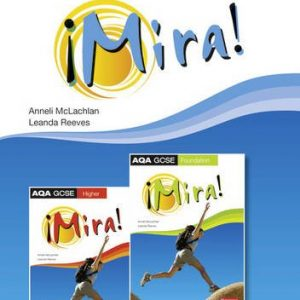 Mira AQA GCSE Spanish ActiveTeach (Higher & Foundation)CDROM (AQA GCSE Mira)