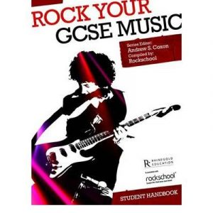 [ ROCK YOUR GCSE MUSIC STUDENT HANDBOOK ] by unknown ( Author ) [ Sep- 07-2012 ] [ Paperback ]
