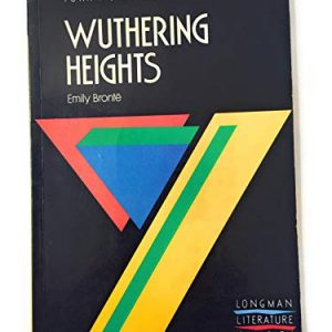 """York Notes on Emily Bronte's """"Wuthering Heights"""" (Longman Literature Guides)"""