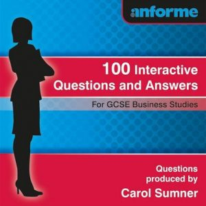 100 Interactive Questions and Answers for GCSE Business Studies