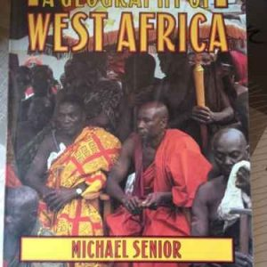 A Geography of West Africa