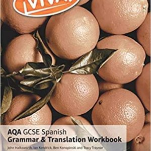 BY Tracy Traynor Viva! AQA GCSE Spanish Grammar and Translation Workbook Paperback – 22 Feb 2017
