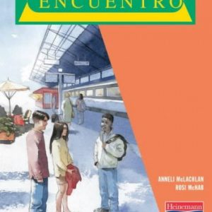 Encuentro Pupil Book (Encuentro for Key Stage 4)