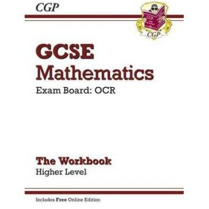 [ GCSE MATHS OCR WORKBOOK (WITH ONLINE EDITION) - HIGHER ] by Parsons, Richard ( Author ) [ Dec- 01-2006 ] [ Paperback ]