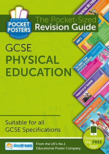 GCSE PE - Pocket Posters: The Pocket-Sized Revision Guide
