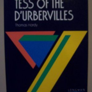 """York Notes on Thomas Hardy's """"Tess of the D'Urbervilles"""" (Longman Literature Guides)"""