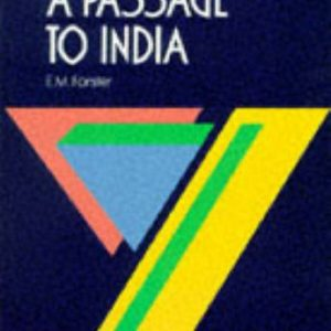 York Notes on a Passage to India By E.M. Forster Pb