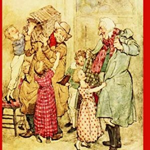 A Christmas Carol: Complete and Unabridged 1843 Edition (Illustrated) (Mnemosyne Classics)
