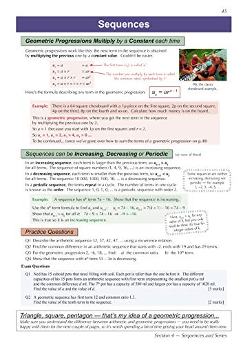 A-Level Maths for AQA: Year 1 & 2 Complete Revision & Practice with Online Edition: perfect for home learning and 2021 assessments (CGP A-Level Maths)