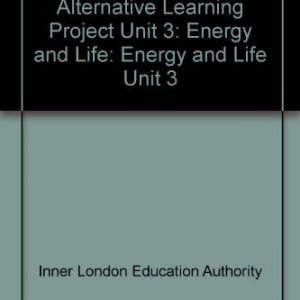 Advanced Biology Alternative Learning Project Unit 3: Energy and Life: Energy and Life Unit 3
