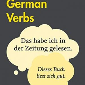 Easy Learning German Verbs: Trusted support for learning (Collins Easy Learning German)