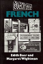 Signposts: French