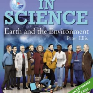 Earth and the Environment Single User Pack 1 CD and 1 Letter: AND Earth and the Environment Single User Letter (PEOPLE IN SCIENCE)