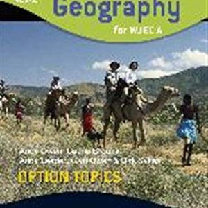 [( GCSE Geography for WJEC A Option Topics )] [by: Andy Owen] [Jul-2010]