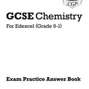 New GCSE Chemistry: Edexcel Answers (for Exam Practice Workbook) by CGP Books (2016-05-05)