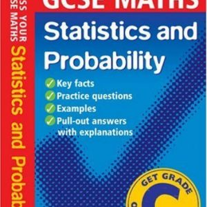 [ PASS YOUR GCSE MATHS: PROBABILITY AND STATISTICS BY BRODIE, ANDREW](AUTHOR)PAPERBACK