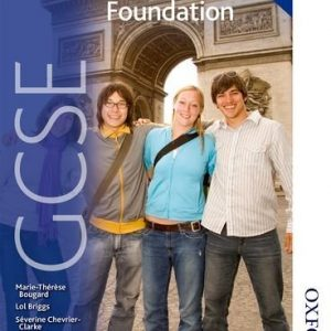 AQA GCSE French Second Edition Foundation by Various (2013-06-24)