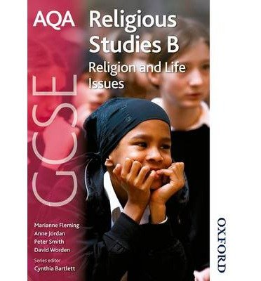 [ AQA GCSE RELIGIOUS STUDIES B - RELIGION AND LIFE ISSUES ] By Worden, David ( AUTHOR ) May-2009[ Paperback ]
