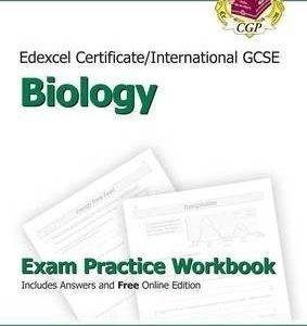[(Edexcel Certificate/International GCSE Biology Exam Practice Workbook (with Answers & Online Edition))] [ By (author) CGP Books, Edited by CGP Books ] [September, 2013]