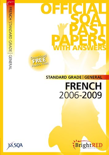 French General (Standard Grade) SQA Past Papers 2009