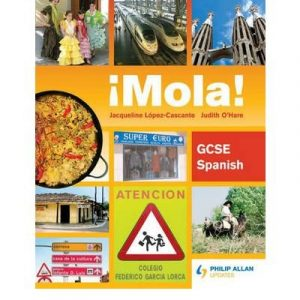 [ MOLA! GCSE SPANISH COURSE BOOK ] By Thacker, Mike ( AUTHOR ) Mar-2009[ Paperback ]