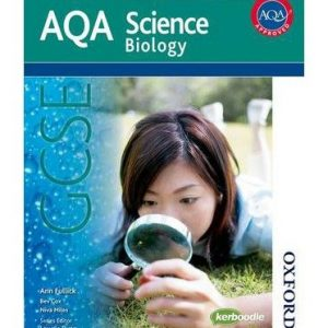 ({NEW AQA SCIENCE GCSE BIOLOGY}) [{ By (author) Ann Fullick, Edited by Lawrie Ryan }] on [November, 2014]