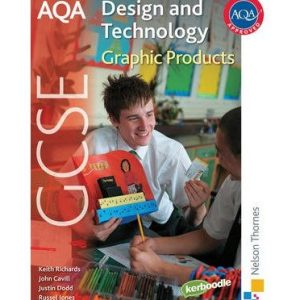 [ AQA GCSE Design and Technology Graphic Products ] [ AQA GCSE DESIGN AND TECHNOLOGY GRAPHIC PRODUCTS ] BY Jones, Russel ( AUTHOR ) May-28-2009 Paperback