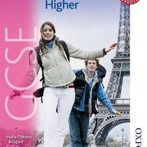 AQA GCSE French Higher by Oliver Gray (2009-06-27)