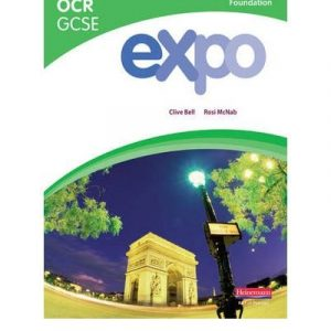 [ EXPO OCR GCSE FRENCH FOUNDATION STUDENT BOOK STUDENT BOOKBY MCNAB, ROSI](AUTHOR)PAPERBACK