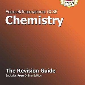 [( GCSE Chemistry Edexcel Revision Guide (with Online Edition) )] [by: CGP Books] [Jun-2011]