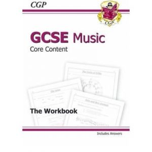 [(GCSE Music Core Content Workbook (Including Answers))] [Author: CGP Books] published on (August, 2004)