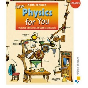 [ New Physics for You Student Book Updated Edition for All GCSE Examinations ] [ NEW PHYSICS FOR YOU STUDENT BOOK UPDATED EDITION FOR ALL GCSE EXAMINATIONS ] BY Johnson, Keith ( AUTHOR ) Jan-19-2011 Paperback