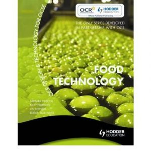 [ OCR DESIGN AND TECHNOLOGY FOR GCSE FOOD TECHNOLOGY BY FEHNERS, VAL](AUTHOR)PAPERBACK