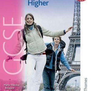AQA GCSE French Higher by Gray, Oliver, Harrison, Steve, Bougard, M T, Gilles, Jean-Cl New Edition (2009)