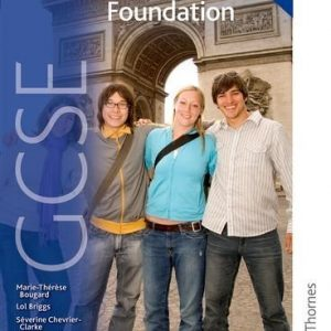 AQA GCSE French Second Edition Foundation by Various (2013) Paperback