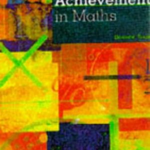 Achievement in Maths Students Book Paper (CERTIFICATE OF ACHIEVEMENT IN MATHS)