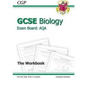 [(GCSE Biology AQA Workbook Including Answers - Higher)] [ By (author) CGP Books, Edited by CGP Books ] [July, 2011]