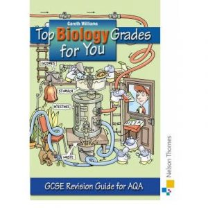 [ TOP BIOLOGY GRADES FOR YOU FOR AQA GCSE REVISION GUIDE FOR AQA BY WILLIAMS, GARETH](AUTHOR)PAMPHLET